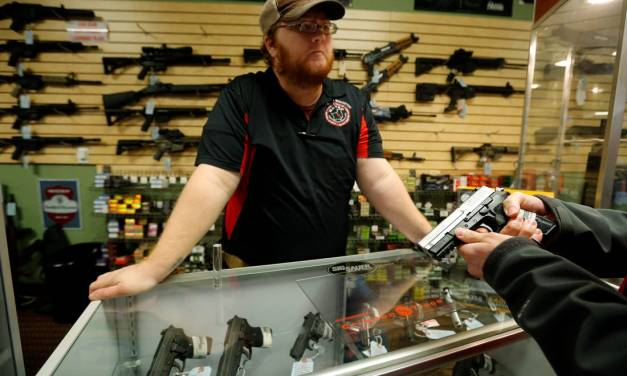 Gun dealers furious their businesses aren't considered 'essential' during pandemic shutdown