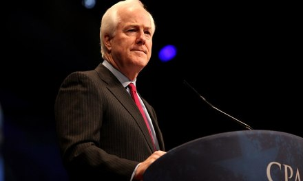 Senator John Cornyn suggests most Americans who die from COVID-19 deserved it