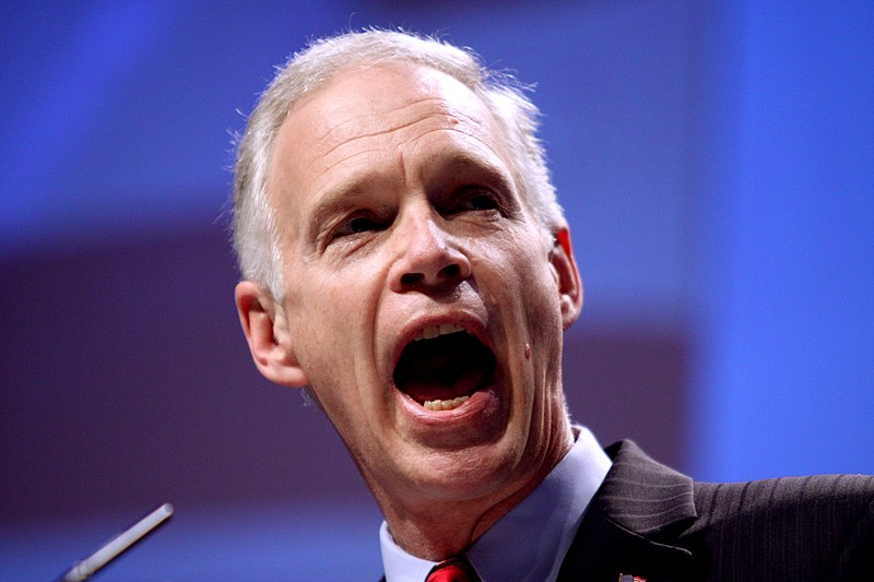 'Pro-life' Sen. Ron Johnson is upbeat that only 10 million Americans could die from coronavirus