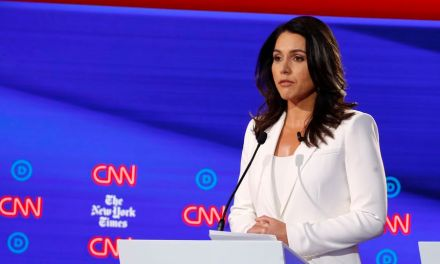 Tulsi Gabbard says Biden and Sanders should insist she be allowed to join next debate