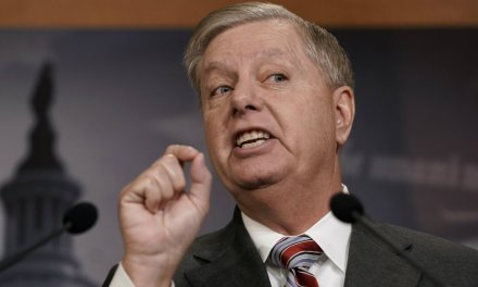 Scroogey Lindsey Graham urges Trump to veto coronavirus cash payments to American workers