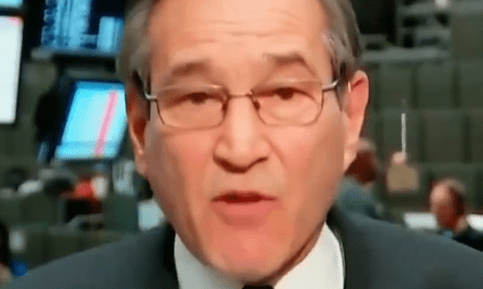 CNBC business pundit Rick Santelli suggests infecting all Americans with coronavirus to benefit Wall Street