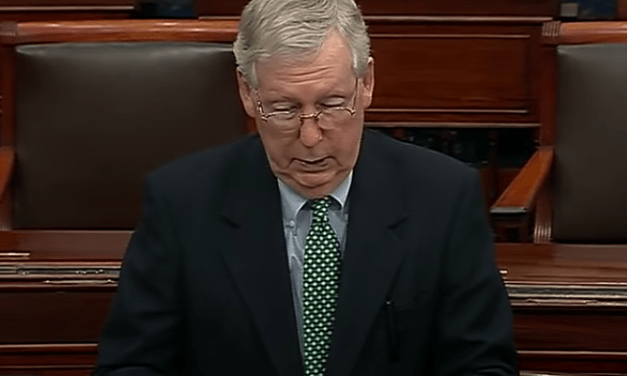 'Moscow' Mitch begs federal judges to retire over GOP fears about the future