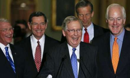 GOP 'stimulus' gives massive tax breaks to corporations but denies benefits to poorest Americans