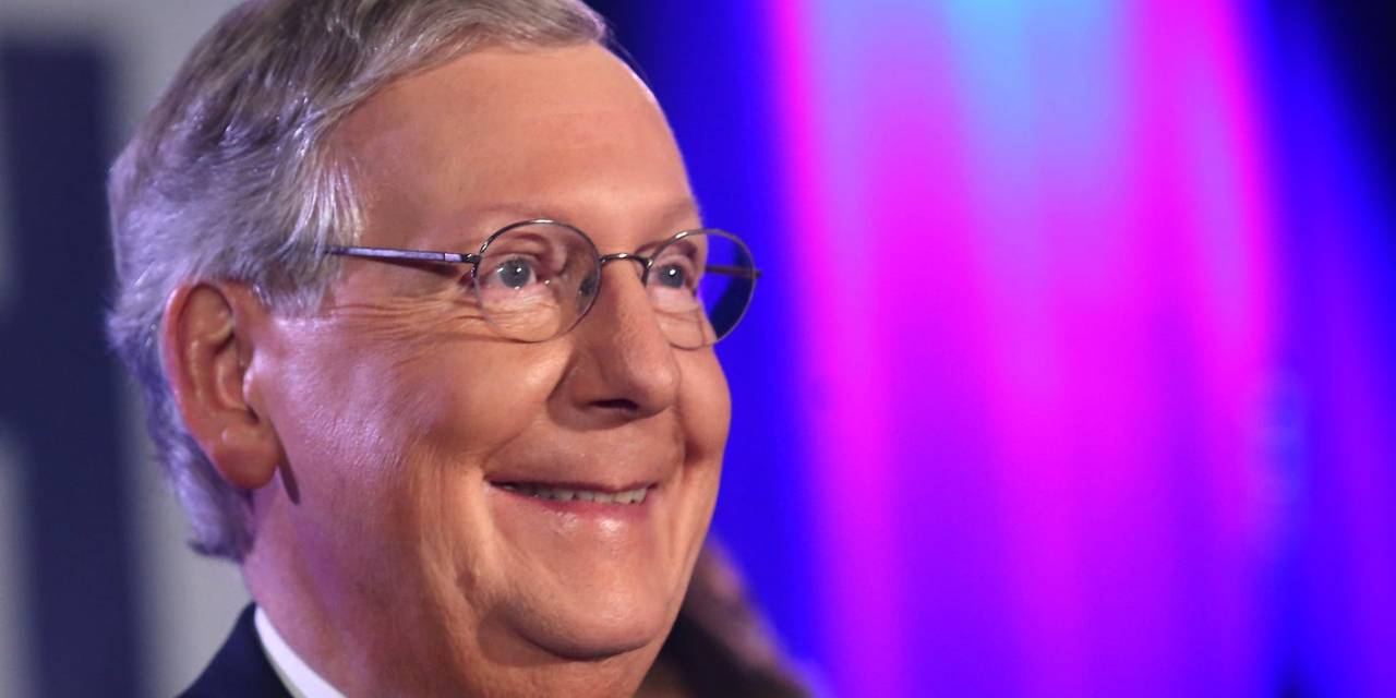 Mitch McConnell says states that need more federal money should go bankrupt instead
