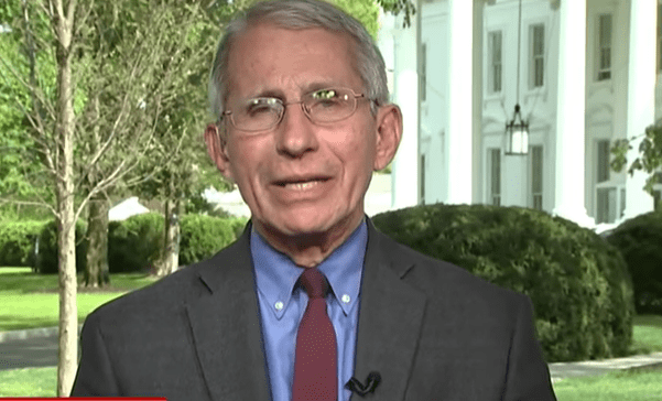 Trump complains after Dr. Fauci calls him out for twisting his words for a  deceptive campaign ad