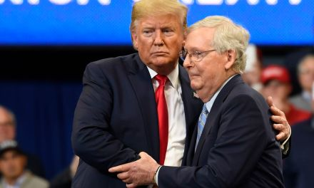 Mitch McConnell considers Trump to be 'nuts' and a sexual predator: Report