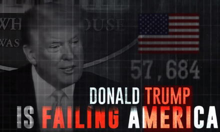 Powerful new campaign ad slams Trump for making 'America first' – In death
