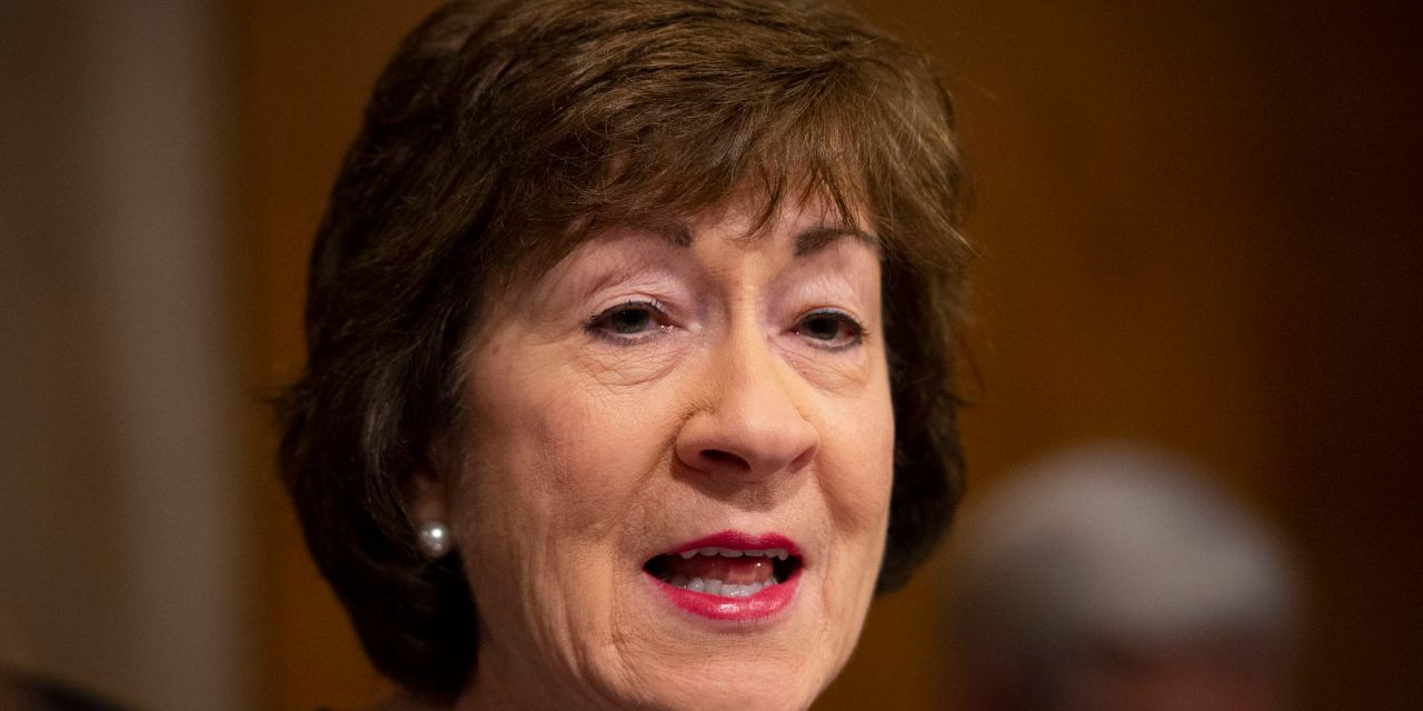 Susan Collins's approval rating plummets again as Mainers say they're ready to replace her