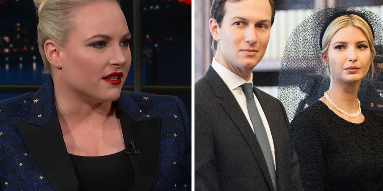 Meghan McCain shreds Jared Kushner for saying the US economy will be 'rocking' by July