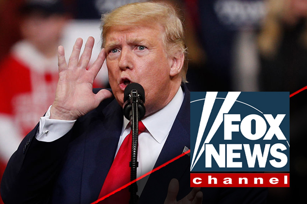 Fox News calls Trump out for tweeting lies about vote-by-mail