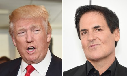 Mark Cuban slams thin-skinned Trump: He 'always plays the victim card'