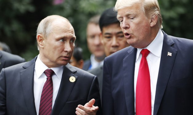 Trump says he's invited Russia back into the G7 – Without consulting US allies