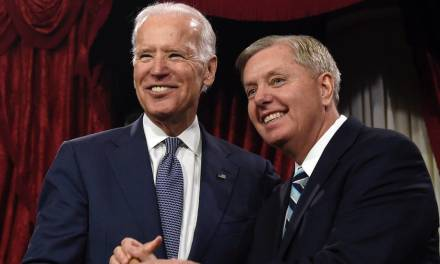 GOP group trolls Trump with new ad highlighting Lindsey Graham's effusive praise of Joe Biden