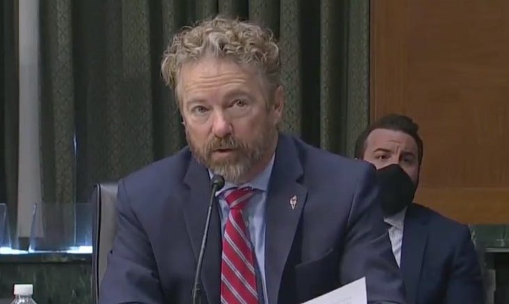 Dr. Rand Paul's prescription for the resurging coronavirus pandemic: 'We just need more optimism'