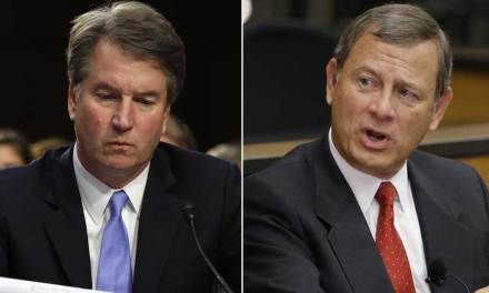 Chief Justice John Roberts smacks down Brett Kavanaugh in DACA ruling