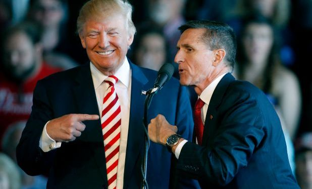 Trump admits Michael Flynn is guilty by pardoning him