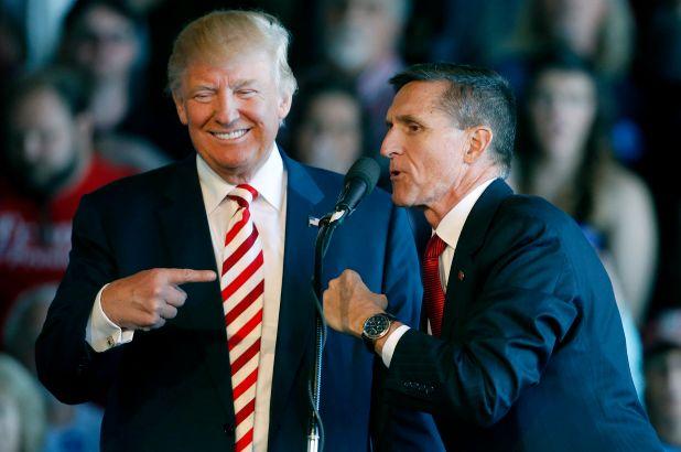 Trump admits Michael Flynn is guilty by pardoning him