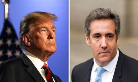 Michael Cohen's book will apparently discuss Trump's 'golden showers' and other scandalous behavior