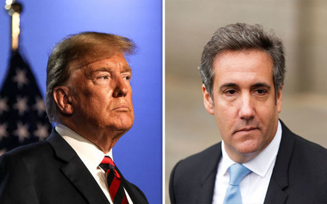 Cohen may have been returned to prison for failing to stop writing Trump tell-all book: Report
