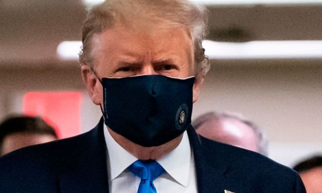 Trump is terrified his base will turn on him if he suggests all Americans wear a mask
