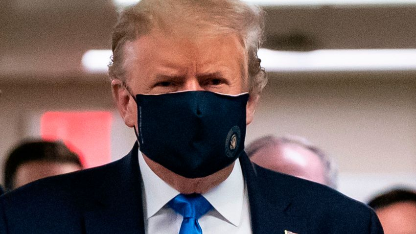 Trump falsely claims U.S. is doing well while most nations are 'suffering' from coronavirus