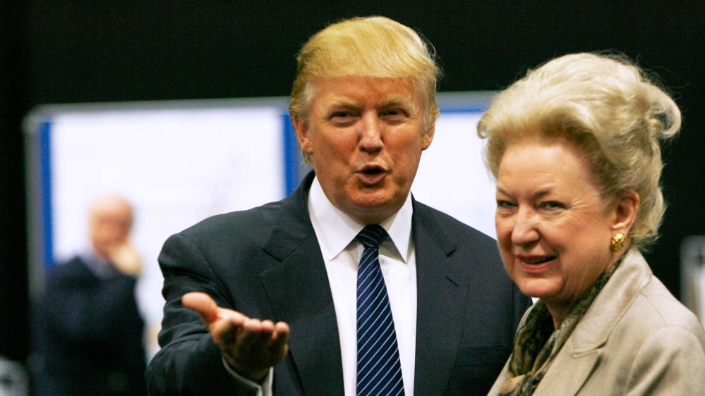 Donald Trump's sister says of her famous sibling: 'Donald is cruel…You can't trust him'