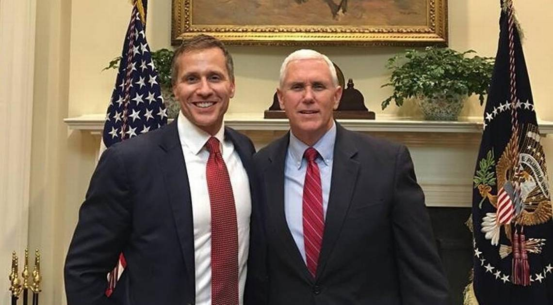 Pence used political pressure to get ex-governor charged with sex crimes reinstated to Navy post