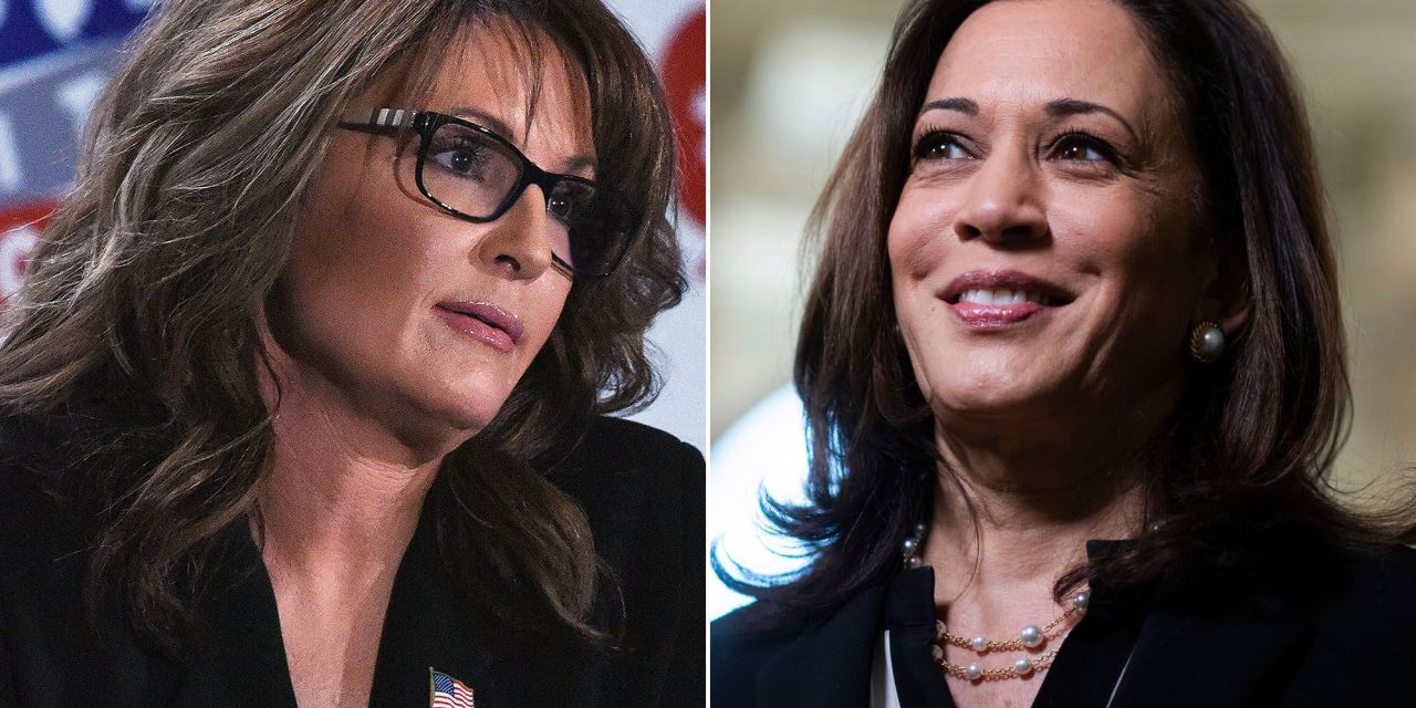 Sarah Palin attaches the word 'prostituted' to Kamala Harris' name and gets destroyed by angry Americans