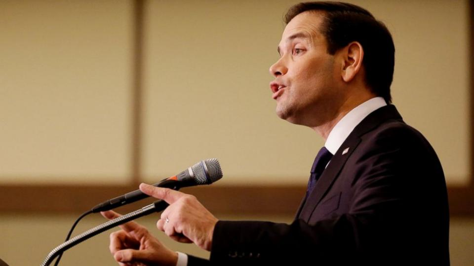 Marco Rubio gets humiliated for making light of the dangers from COVID-19