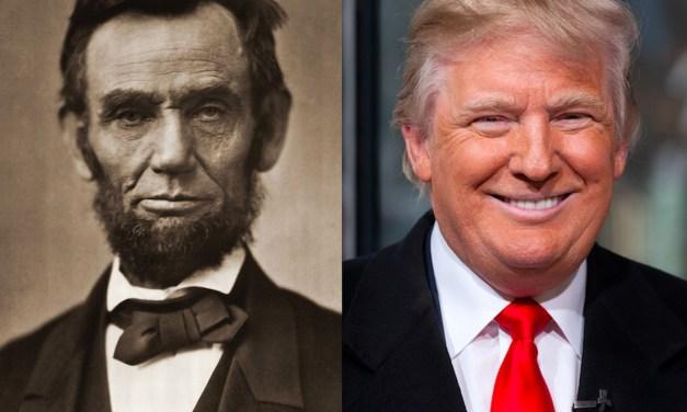 What?! Trump tells Virginia rallygoers that 'Lincoln wasn't big on the Hispanic movement'