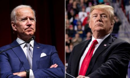 Joe Biden hilariously trolls Trump on the subject of a national mask mandate