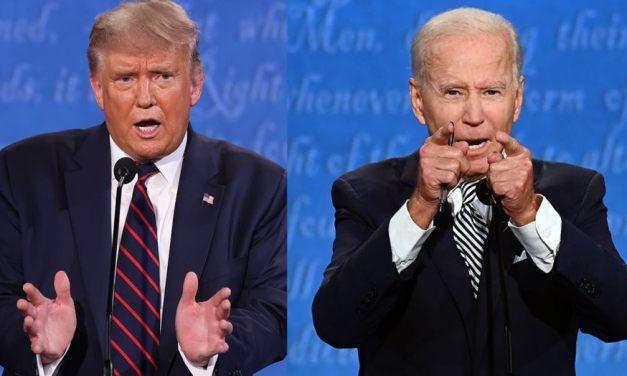 Trump demands Biden release all his records and Americans clap back