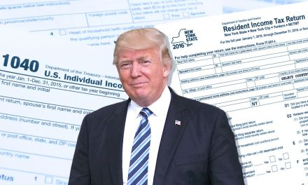 Donald Trump failed to pay taxes on almost $300 million worth of taxable income: NY Times