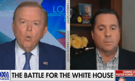 Lou Dobbs has on-air meltdown, claims 2020 election result denies Trump 'what is rightfully his'