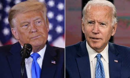 Biden statement on impeachment offers hope that Trump will still be brought to justice