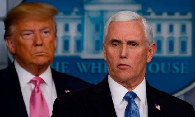 Mike Pence tries to give Trump credit for Pfizer's COVID vaccine and gets brutally fact-checked