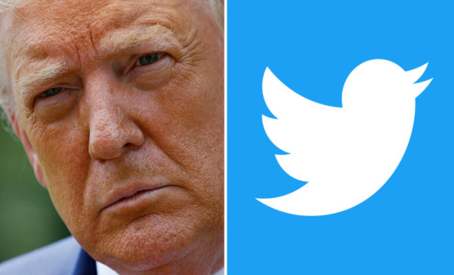 Twitter suspends Trump for 12 hours and threatens to ban him for instigating Capitol violence