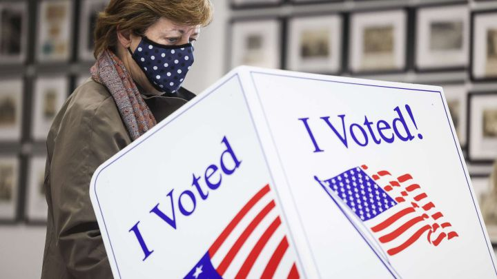 Election officials in dozens of states say they've found zero evidence of voter fraud