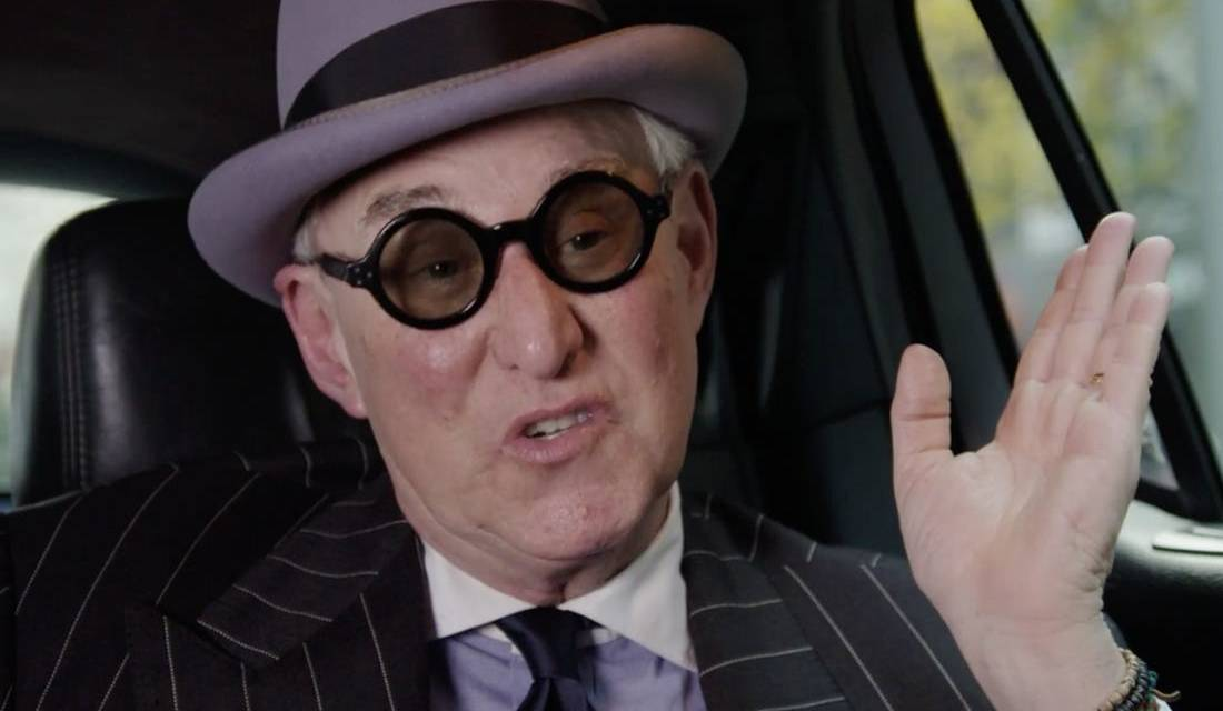 Roger Stone claims 'North Korean boats' delivered fake ballots to swing the 2020 election for Biden