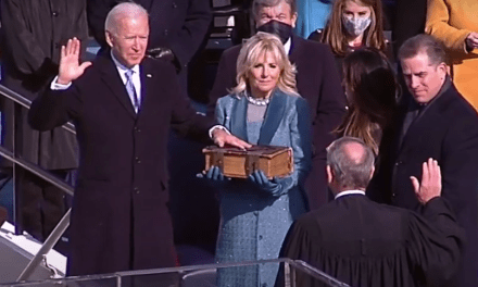 Inauguration Day offers hope to an abused nation as Biden and Harris are sworn into office