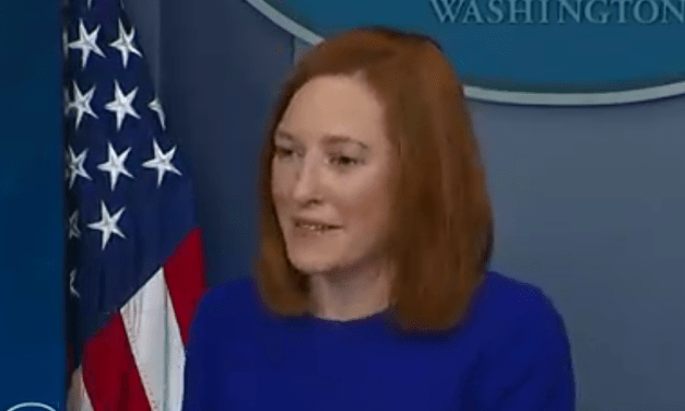 New Press Secretary Jen Psaki returns truth and sanity to White House press briefings