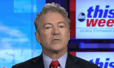 Rand Paul melts down when asked about lying about the 2020 election