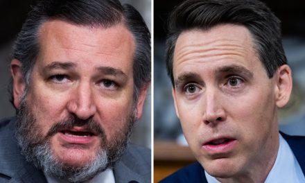 Senate Ethics Committee complaint could lead to 'expulsion or censure' for Cruz and Hawley
