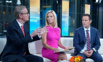 Fox & Friends hosts whine about Trump's second impeachment: 'They've hated him since Day 1!'