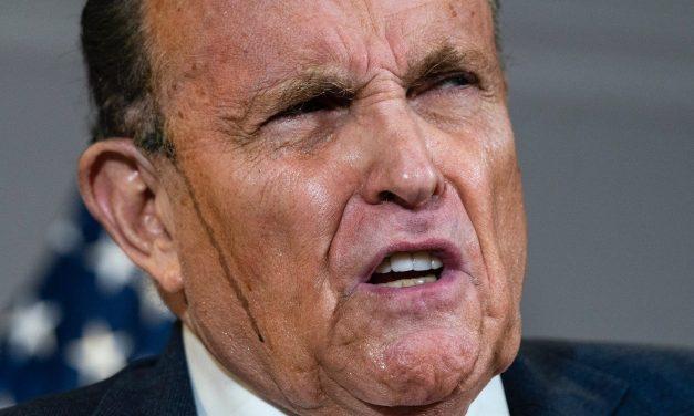 Giuliani blames Bill Clinton for 9/11 attacks in bizarre rant