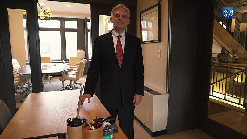 Attorney General nominee Merrick Garland confirms DOJ will prosecute Capitol insurrectionists