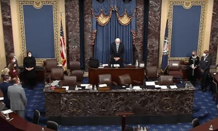 All hell breaks loose after Senate votes to hear impeachment witnesses