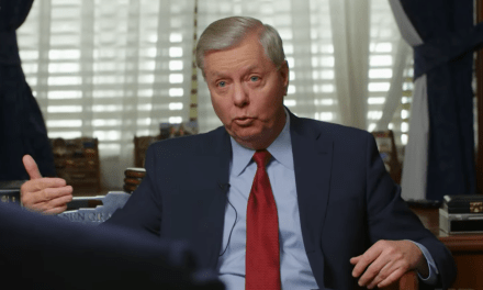 Lindsey Graham calls Trump a cross between Jesse Helms, Reagan and P.T. Barnum in bizarre interview