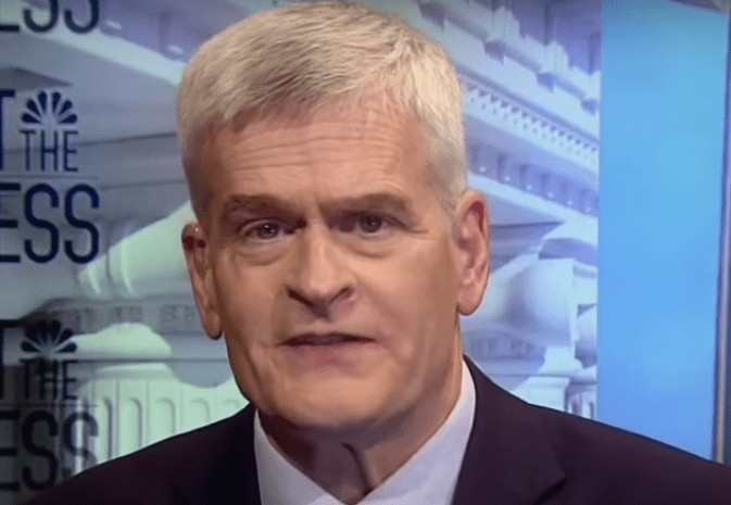 GOP Senator Bill Cassidy says infrastructure is a 'woman's problem'